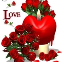 O felicitare de Sf.Valentin