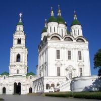 Turism pe Volga