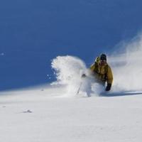 Tura de ski.Auf Skitour