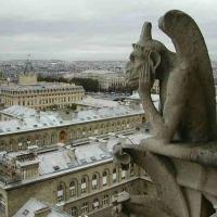 Les Chimeres de Notre-Dame de Paris
