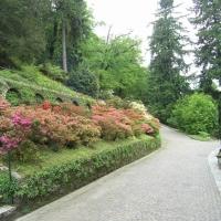 Gradina Villa Taranto, Italia