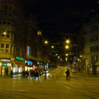 Tara cantoanelor 13 -  Zurich - nocturna