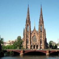 Route touristique en Alsace