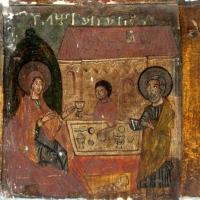 Biserica Sf Arh Mihail si Gavriil - Racauti - catapeteasma veche