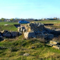 Cetatea Ulmetum, Jud. Constanţa.