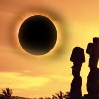 Eclipse Solar desde la Isla de Pascua