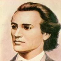 Poezie Mihai EMINESCU, grafică Mihai CĂTRUNĂ