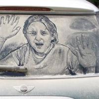 Arta geamurilor murdare