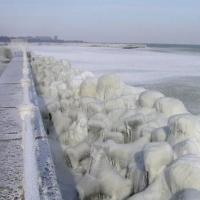 Constanta - iarna 2012