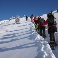 Frumusetea iernii ,,, nu trebue sa fii skior.!