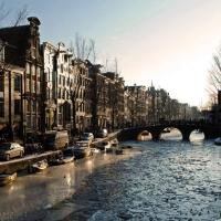 Winter in Amsterdam februari 2012
