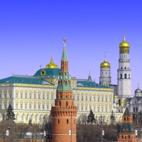 Rosija - Wielki palas Kremlowski