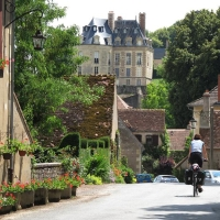 Apremont-sur-Allier(France)