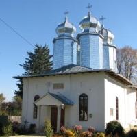 Mănăstirea Barbu. Jud. Buzău.