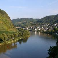 Langs de Moezel( Duitsland )