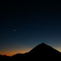 Astrofotografia en el Teide