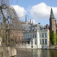 Balade dans les rues de Bruges
