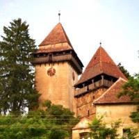Biserica Fortificată Apold, Jud. Mureş.