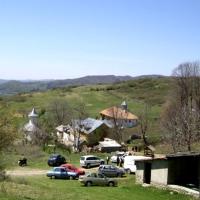 Mănăstirea Cârnu. Jud Buzău