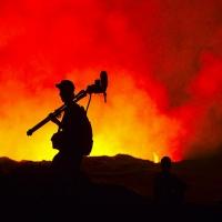 Au coeur du volcan Erta