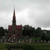 Biserica romano-catolica Adormirea Maicii Domnului - Cacica