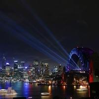 Australia-focuri de artificii