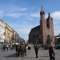 CRACOVIA, Polonia!