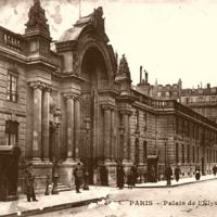 Palais de l'Elisee aujourdhui