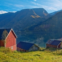 Beautiful Norway-Jantjebeton