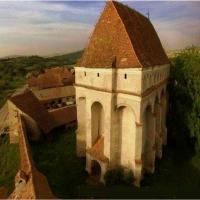 Biserica Fortificată Cloaşterf, Jud. Mureş.