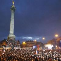 Piata Bastiliei - Paris - 6 mai 2012!