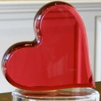 Hearts sculptures