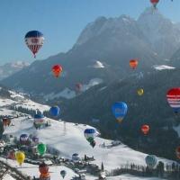 Alpi, in cele 4 tari