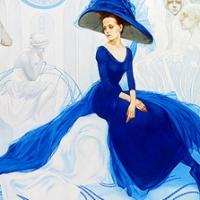 Adrian Paunescu - Nobilul viciu - picturi Valueva