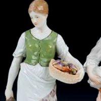 Meissen porcelan csodai