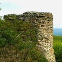 Cetatea Ciceu, Jud. Bistriţa Năsăud.