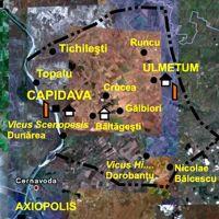 Cetatea Axiopolis - Cernavodă, Jud. Constanţa.