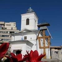 Biserica Sf Lazar - Iasi