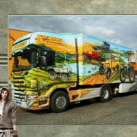 Airbrushed-Trucks