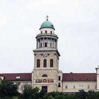 Abbaye bénédictine de Pannonhalma en Hongrie