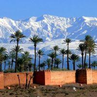 Couleurs Maroc