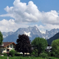 Op reis door de Alpen