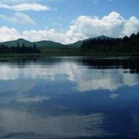 Lower Saranac Lake...