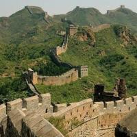 Chinese valls