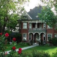 lVictorian style house
