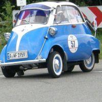 Oldtimer-Rallye Augsburg Land 2012