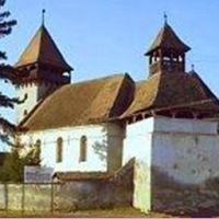 Biserica Fortificată Daneş, Jud. Mureş.