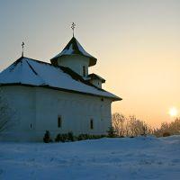 Mănăstirea Turnu (Târgşorul Vechi). Jud. Prahova.