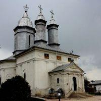 Mănăstirea Răteşti. Jud. Buzău.