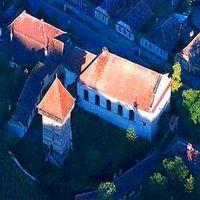 Biserica Fortificată Laslea, Jud. Sibiu.